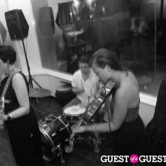 Music, Art And Fashion At Vintage Shop/Party Spot Sloane NYC