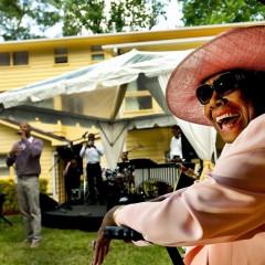 Maya Angelou Celebrates Her 82nd Birthday