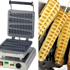 The Best Guests Come Bearing Gifts: The Wafflesicle Maker