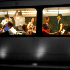 Riding The Metro? Hope You're Ready For Your Closeup...