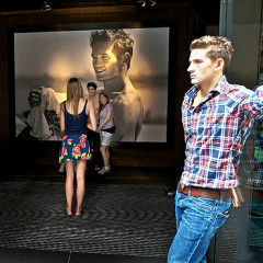 Why Tourists Come To NYC To Go To Abercrombie, Explained