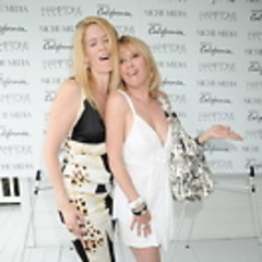 Housewives, Children Gather For Hamptons Magazine Soiree