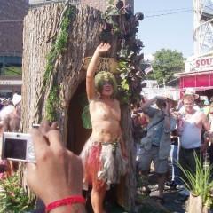 Lou Reed Gets A Coney Island High At Tomorrow's Mermaid Parade