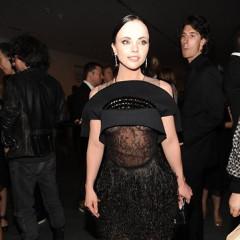 Givenchy Celebrates Marina Abramovic, Christina Ricci Forgets Bra