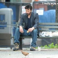 Cheer Up Keanu Reeves Day - Newest Internet Sensation