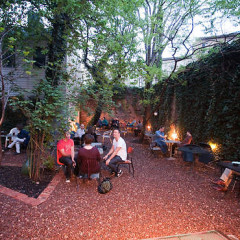 NYC Outdoor Drinking For Every Mood And 'Tude