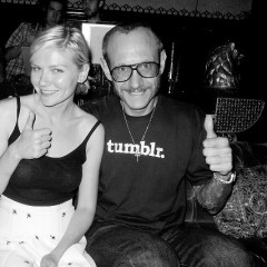 Kirsten Dunst Part Of Tumblr's New Ad Campaign?