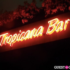L.A. Dips Into Nightswim! At The Tropicana