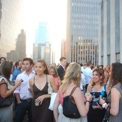 AFTAM's Young Patrons Rooftop Soiree