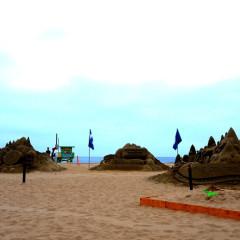 Venice Beach Has Some Sick Sand Castles