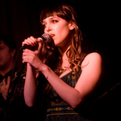 Nicole Simone Celebrates Her EP Release At Hotel Cafe