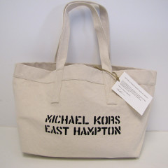 Free Michael Kors Tote: Worth Sitting In Traffic On The Jitney?