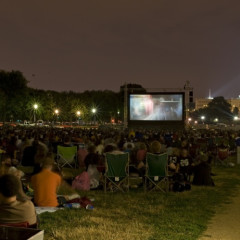 Monday's Screen on the Green (Confused Much?)
