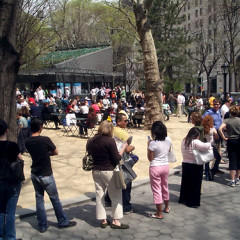 Danny Meyer, Shake Shack To Recharge Battery Park