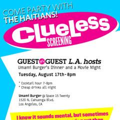 GofG L.A. Hosts 'Clueless' At Umami Burger!