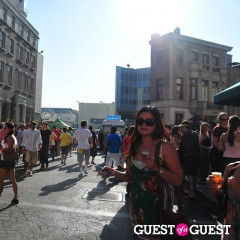 Hollywood Takes NYC At The Drink:Eat:Play Block Party