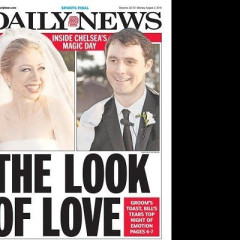 Chelsea Clinton's Wedding Spectacle