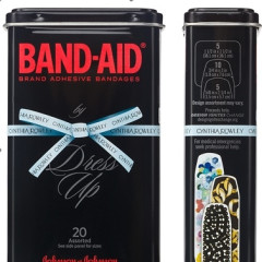 Bedazzled BAND-AIDS By Cynthia Rowley