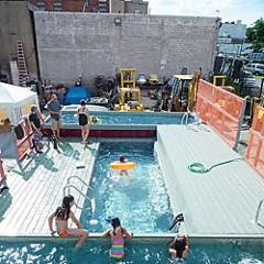 Summer Roundup: The Manhattan Pool Scene
