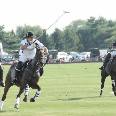 Summer Photo Of The Day: Polo In Full Swing