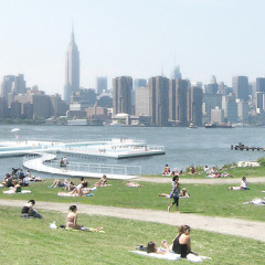 Imagining A Cooler, Pooler Future In NYC