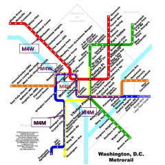 Missed Connections On The D.C. Metro