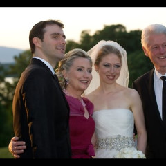 Here Comes The Bride: Photos From Chelsea Clinton's Big Day Are Finally In