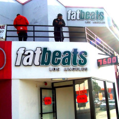 L.A. Says Goodbye To Fat Beats