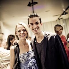 Wednesday Night Party Roundup: Amber De Vos's Photo Exhibit, Opening Night Of