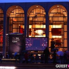 The Metropolitan Opera Opening Night