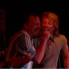 Southside Johnny And Bon Jovi Have A Party At Stephen Talkhouse
