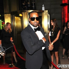 Last Night's Parties: Kanye And Tinsley At Cipriani, Gansevoort Park Opens
