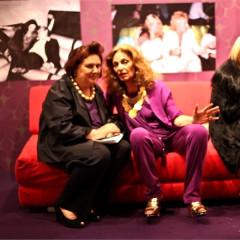 Diane Von Furstenberg's Big Party In Milan