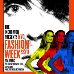 Today's Giveaway By Caesars AC: Tickets To The Incubator Presents NYC Fashion Week SS/11!