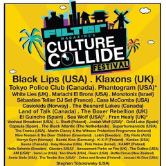 Today's Giveaway: 2 Tickets To Filter Magazine's Culture Collide Festival + VIP Access To The Kickoff Party