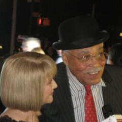 James Earl Jones Tells Us He Can't Parallel Park, Despite Playing Chauffeur In Miss Daisy