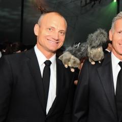 Armani Exchange's Harlan Bratcher Hates Handlebar Mustaches, Loves Squirrels