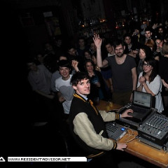 Stellar Bunker Party Makes Lincoln Center Dance Tonight