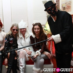 From The GofG Galleries: A Six Hour Bash, Buck House Birthday, And Visionaire