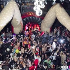 Last Night's Parties: Celebrities Dress Up For New York's Halloween Festivities