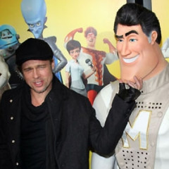 Last Night's Parties: Surprise Appearance By Madonna, Brad Pitt Walks Red Carpet For Megamind
