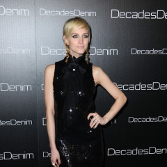 Party Crasher: Ashlee Simpson Channels Edie Sedgwick At Decades Denim Launch, Club Kids Sulk At Trousdale's New Back Room Tuesday