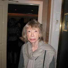 Blogging Makes Joan Didion Uncomfortable