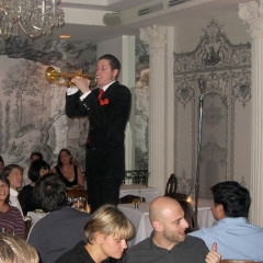Brian Newman Talks Trumpeting For Gaga, And Playing The Oak Room And The Darby