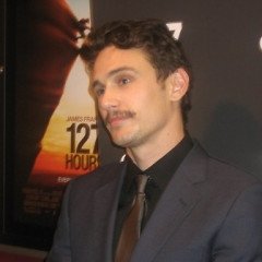 James Franco Arrives Late to 127 Hours Premiere, Philosophizes On Animal Instincts/Cutting Arm Off