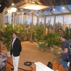 An Inside Glance At The Martha Stewart Show