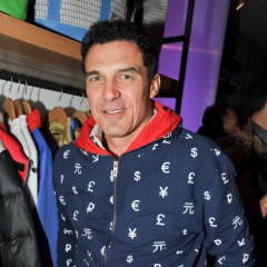 Johnny Pigozzi Shows Us That Old Rich Guys Can Be Flashy Dressers Too At LimoLand Opening