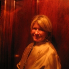 My Elevator Ride With Martha Stewart: A Saga