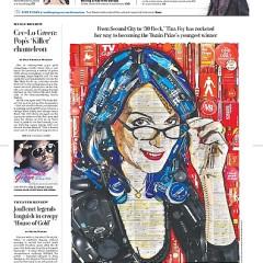 Rachelle's Reading List, Tuesday, Nov. 9th, 2010
