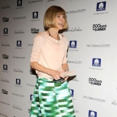 Anna Wintour Talks About The Benefits Of Growing Up British And Her Daughter's New Gig